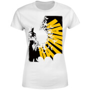 Camiseta DC Comics Batman Bat Spread - Mujer - Blanco