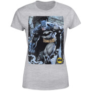 DC Comics Batman Urban Legend Women's T-Shirt - Grey