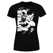 DC Comics Batman Urban Split Women's T-Shirt - Black