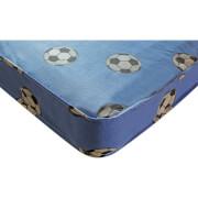 Kidsaw Football Single Mattress Blue