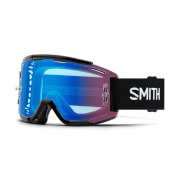 Smith Squad MTB Goggles - Black Eday Cp Lens + Clear Lens