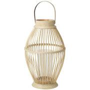 Image of Broste Copenhagen Bamboo Lantern - Natural