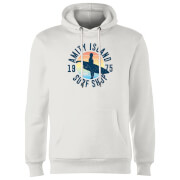 Jaws Amity Surf Shop Hoodie - White