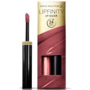 Max Factor Lipfinity Lip Color 3.69g - 108 Frivolous фото