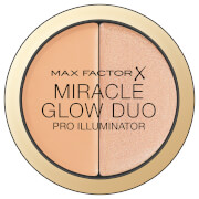 Max Factor Max Factor Miracle Glow Duo Highlighter - 20 Medium