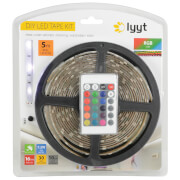 Lyyt do it Yourself LED Strip Light Kit - Multi