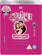Grease 40. Jubiläum - 4K Ultra HD - Zavvi Exclusive Limited Edition Steelbook