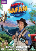 Andy's Safari Adventures: Lions, Giraffes & Other Adventures (Vol 1)