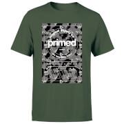 Camiseta Primed Xpress - Hombre - Verde oscuro