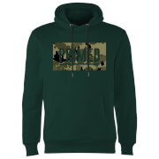 Primed Energy Hoodie - Forest Green
