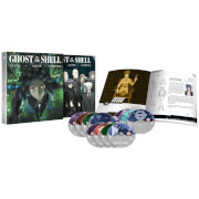 Ghost in the Shell: Stand Alone Complex Complete Series Collection - Deluxe Edition (Zavvi Exclusive)