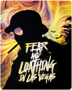 Fear and Loathing in Las Vegas - Zavvi Exklusives Limited Edition Steelbook