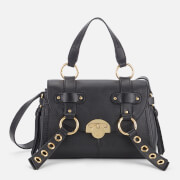 See By Chloé Women's Allen Leather Tote Bag - Black