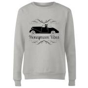 Honeymoon Vibes Women's Sweatshirt - Grey