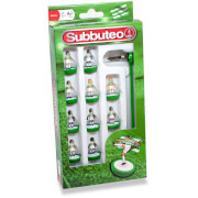 Subbuteo Green/White Stripe Team
