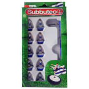 Subbuteo Blue/White Team