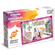 Charie And The Chocolate Factory Jigsaw Puzzle