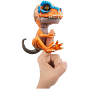 Fingerlings Bébé Dinosaure Interactif - Orange