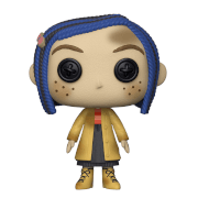 Coraline as a Doll Pop! Vinyl Figure