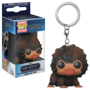 Fantastic Beasts: The Crimes of Gindelwald Brown Baby Niffler Pop! Keychain
