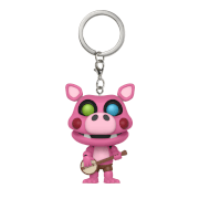 Five Nights at Freddy's Pizzeria Simulator Pigpatch Pop! Keychain