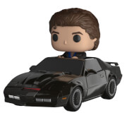 Figurine Pop! Chevalier avec Kitt - Knight Rider