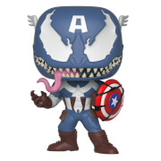 Marvel Venomized Captain America Pop! Vinyl Figur