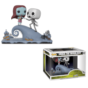 Figurine Pop! Movie Moment Jack & Sally L'Étrange Noël de Monsieur Jack