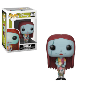 Nightmare Before Christmas Sally Pop! Vinyl Figur
