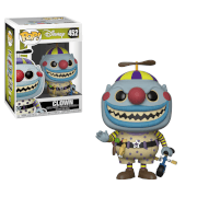 Nightmare Before Christmas Clown Pop! Vinyl Figur