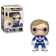 Figura Funko Pop! Ranger Azul Billy - Power Rangers