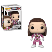 Power Rangers Pink Ranger Kimberly Pop! Vinyl Figur
