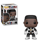 Power Rangers Black Ranger Zack Pop! Vinyl Figure