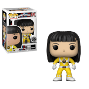 Power Rangers Yellow Ranger Trini Pop! Vinyl Figure