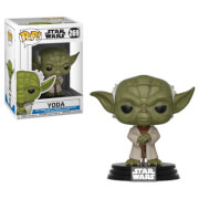 Star Wars Clone Wars Yoda Pop! Vinyl Figure