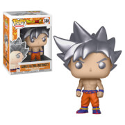 Figurine Pop! Super Goku Ultra Instinct - Dragon Ball