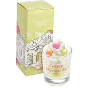 Bomb Cosmetics Frozen Margarita Piped Candle