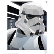 Star Wars The Original Stormtrooper Battle Station Trooper Print