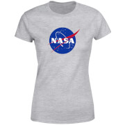 NASA Logo Insignia Women's T-Shirt - Grey