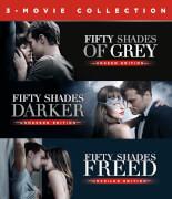 Fifty Shades 1-3 Boxset (Includes Digital Download)