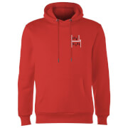 Ranz + Niana Gravity Movement Pocket Hoodie - Red