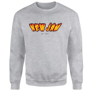 Ranz + Niana New Jam Fire Sweatshirt - Grey