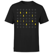 Ranz + Niana Cross Spread T-Shirt - Black
