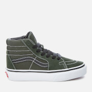Vans Kids' Sk8-Hi Trainers - Duffle Bag/Black