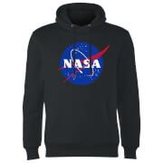 NASA Logo Insignia Hoodie - Black
