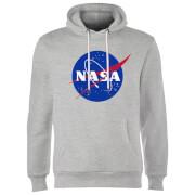 Sudadera NASA Logo - Hombre - Gris