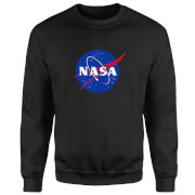NASA Logo Insignia Sweatshirt - Black