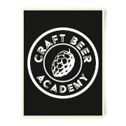 Beershield Craft Beer Academy Art Print