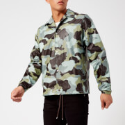 RAINS AOP Coach Jacket - Sea Camo - S/M - Multi