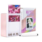 Magnetic Rose Gold Mini Photo Light Box